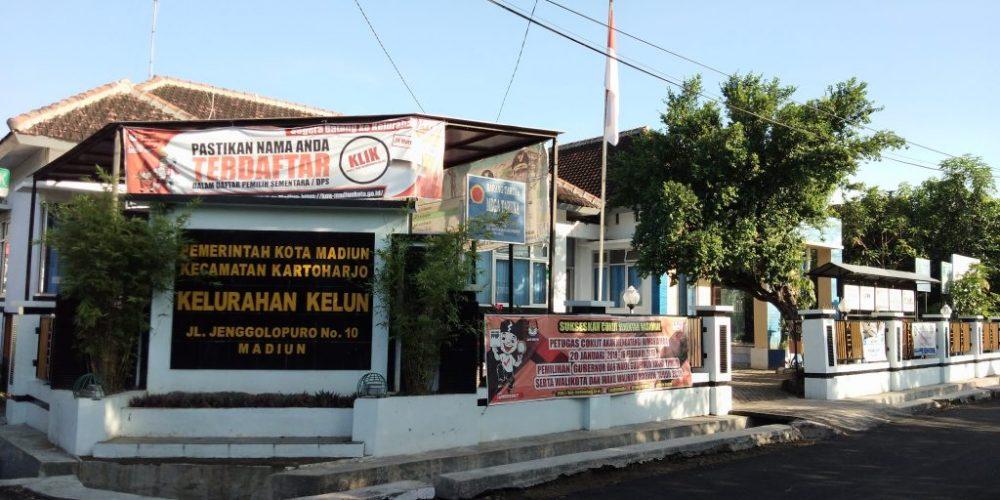 Kontak PPID Pembantu Kelurahan Kelun